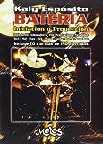 Esposito Kaly Bateria Y Proyeccion Drums Book/Cd