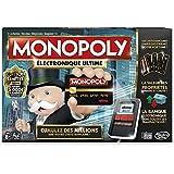 Hasbro - B6677 - Jeu de Plateau - Monopoly Ultimate Banking