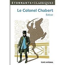 Le Colonel Chabert (Etonnants classiques)