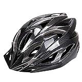Fahrradhelm mit abnehmbare Visier, MTB Fahrrad Helm mit 18 Belüftungskanäle und Kinnschutz Fur Herren Damen Kinder - 11 Farben