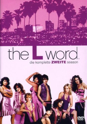 Word Dvd L (The L Word - Die komplette zweite Season [4 DVDs])