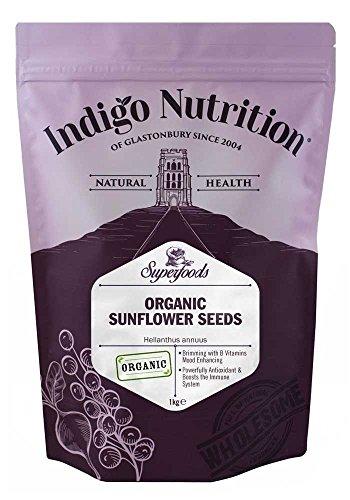 Indigo herbs semi di girasole biologici 1kg