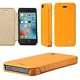 Jisoncase KLASSISCH Handytasche Book Type Apple iPhone 5/