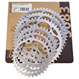 Stronglight 5-Arm Alloy Chainring 110PCD 36T - Silver , 36T 110 PCD