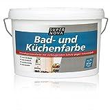 Bad- und Küchenfarbe 5L weiß