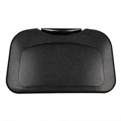Preisvergleich Produktbild Auto ABS Tablett Lebensmittel Wasser Auto Becherhalter zusammenklappbar Esstisch Getränkehalter Auto Palette Rücksitz