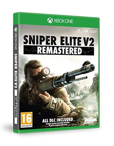 Sniper Elite V2 Remastered (Xbox One) Best Price and Cheapest