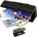 Dobo® Lámpara UV WOOD de banco de corriente control Detector de lucha contra la falsificación de billetes de banco