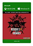 Resident Evil 7 Biohazard: Deluxe Edition [Xbox One/Windows 10 - Download Code]