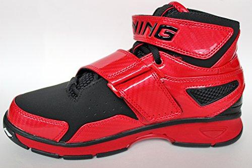 Li Ning Men's B573 basket red