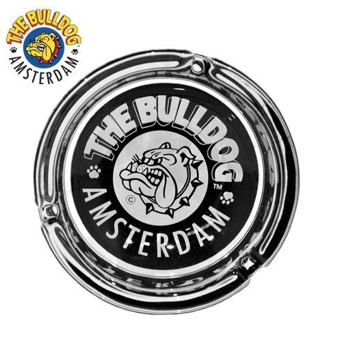 Bulldog Glas Ashtray