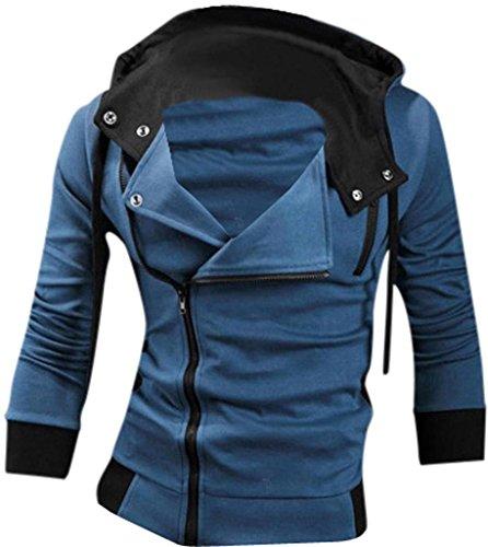 jeansian-Casuale-Sport-Uomo-Inverno-Moda-Giacca-Uomini-Tendenza-Cappotto-Design-Sottile-Capispalla-8945-Blue-L