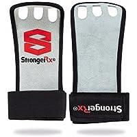 StrongerRx Pro-Grips (Clasificado # 1 de aptitud funcional, Grips) (Pequeño)