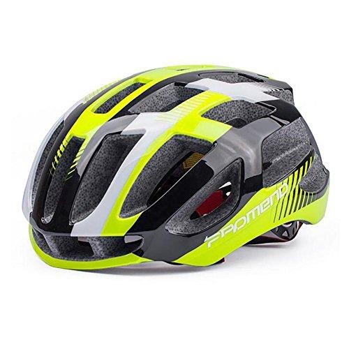 MIAO Fahrradhelm - Outdoor Männlich Und Weiblich Straße / Mountainbike Break Wind Leichtes Sicher Radfahren Ausrüstung , yellow