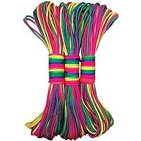 Xianheng Cuerda Multifuncional de Colores 31M*4MM Durable