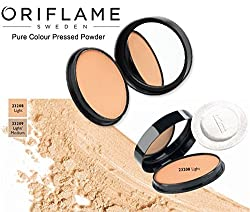 Oriflame Pure Colour Pressed Powder, Light, 10g