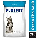 Purepet Ocean Fish Adult Cat Food, 7kg