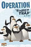 Maxi-Poster, Motiv aus dem Film Madagaskar 2, mitPinguinen FP2176