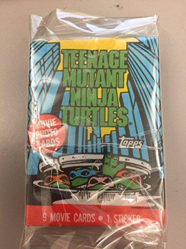 Teenage Mutant Ninja Turtles Trading Card Pack