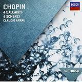 Chopin: 4 Ballades; 4 Scherzi