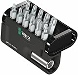 Wera Bit-Sortiment, Bit-Check 12 Wood 2, 12-teilig, 05057422001