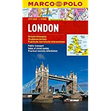 MARCO POLO Cityplan London 1:15 000 (MARCO POLO Citypläne)