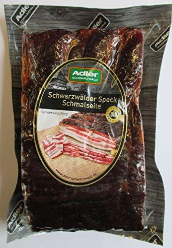 Adler Schmalseite Vesper-Speck mindestens 500g