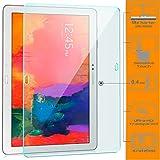zanasta [2 Stück] Bildschirmschutz Folie kompatibel mit Samsung Galaxy NotePRO 12.2 Schutzfolie aus Gehärtetem Glas (Glasfolie) HD Klar Transparent