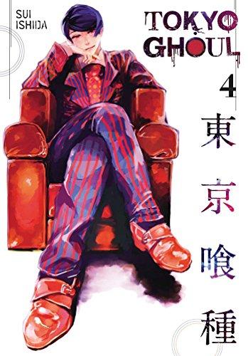 Tokyo Ghoul Volume 4 por Sui Ishida