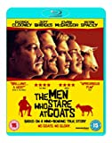 The Men Who Stare At Goats [Blu-ray] [2009]