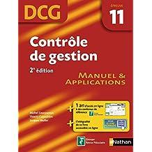 CONTROLE GESTION DCG EP 11