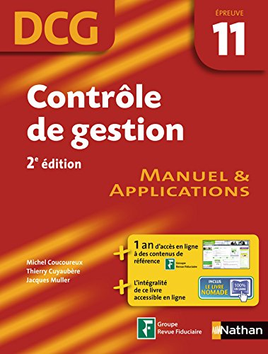 CONTROLE GESTION DCG EP 11