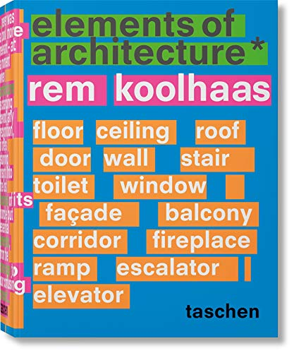 Rem Koolhaas. Elements of Architecture (Varia) por Irma Boom