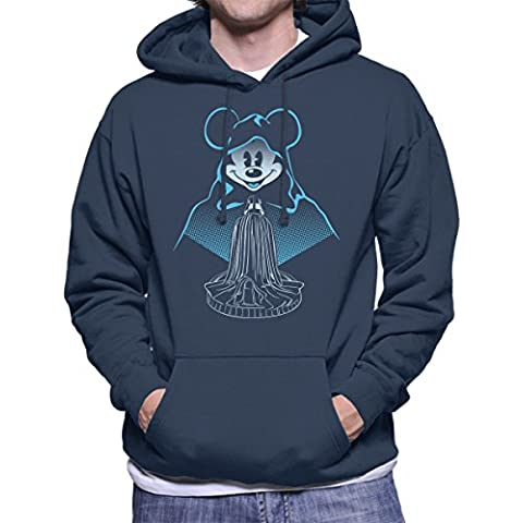 Yes My Mouster Mickey Mouse Emperor Star Wars Men's Hooded Sweatshirt