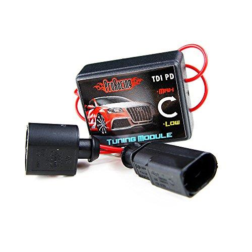 Chiptuning VW T5 2.5 TDI 96 kW 130 PS Power Chip Box Tuning