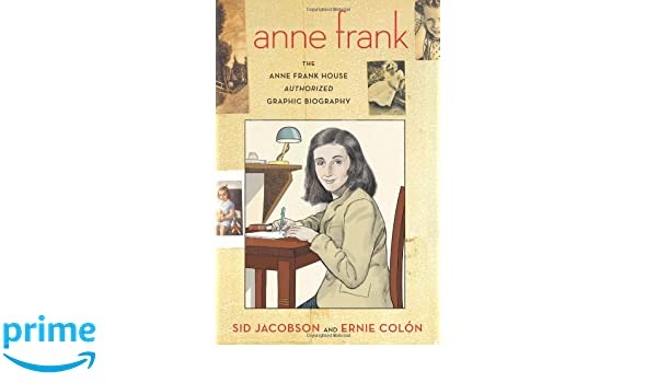 Buy anne frank the anne frank house authorized graphic biography buy anne frank the anne frank house authorized graphic biography book online at low prices in india anne frank the anne frank house authorized graphic fandeluxe Epub