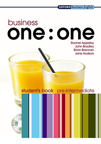 Business one:one Pre-intermediate: Business One to One Pre-Intermediate. Student's Book and Multi-ROM Pack