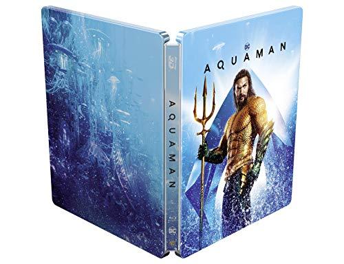 Aquaman: Edición Metálica