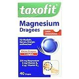 Taxofit Magnesium Dragees, 40 Stück, 39 g