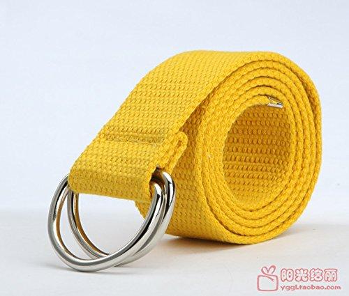 tela cintura cintura cintura moda amanti: studenti,giallo,110cm