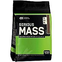 OPTIMUM NUTRITION Serious Mass Protéine Chocolat 5.45 kg
