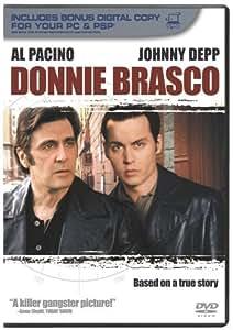 Donnie Brasco [DVD] [1997] [Region 1] [US Import] [NTSC]