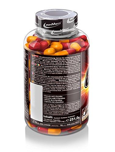 Ironmaxx L-Carnitin Ultra Strong