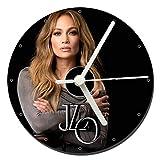 MasTazas Jennifer Lopez JLO B Orologio CD Clock 12cm