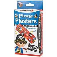 75Stück Pirat Wasser Proof Pflaster ideal für Erste Hilfe Kits preisvergleich bei billige-tabletten.eu