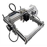 2500MW Alulegierung Desktop DIY CNC Laser Gravierer Engraver Gravur Gravieren Schnitzen Schneiden Maschine Graviermaschine Drucker Laserdrucker A5