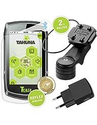 Teasi One 3 eXtend GPS inkl. Kugelgelenk Vorbauhalter + Schutzfolie + Netzstecker