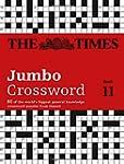 The Times 2 Jumbo Crossword Book 11:...