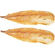 The Upper Scale Ltd Smoked Mackerel fillets 2 X 80g
