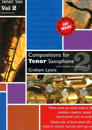 Compositions For Tenor Saxophone 2